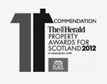 Commendation - The Herald Property Awards for Scotland 2012