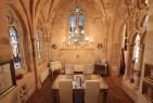 St Andrew's Chapel archietecture