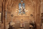 Original chapel apartment in Abbey Church 6