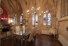 Dine in style in the Chapel