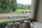 View of the Highland Club Loch Ness
