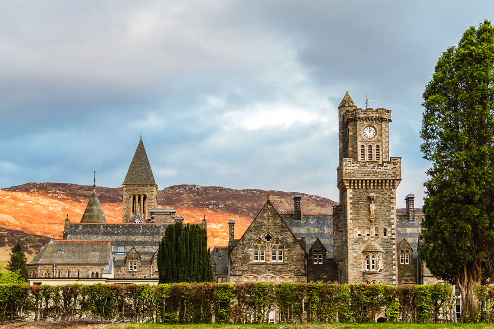 Fort augustus abbey history