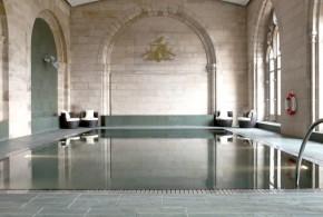 Luxury indoor pool Loch Ness Highland Club