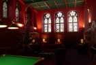 Snooker and free wi-fi at the Highland Club Monastery Loch Ness