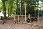 Playground at the Highland Club Loch Ness