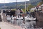 The Locks in Fort Augustus