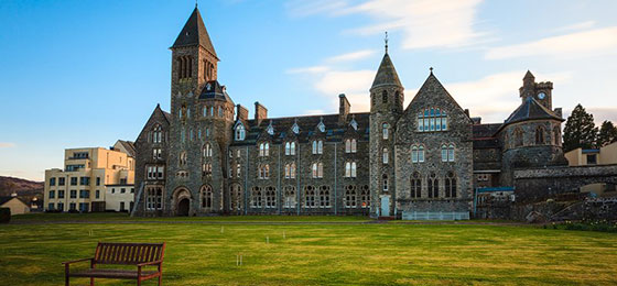 The Highland Club, Fort Augustus Abbey, Scotland