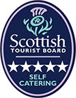 5 Star self catering - Scottish Tourist Board