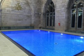 Abbey swimming pool fort augustus