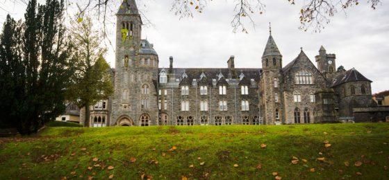 The Highland Club, Fort Augustus Abbey, Scotland