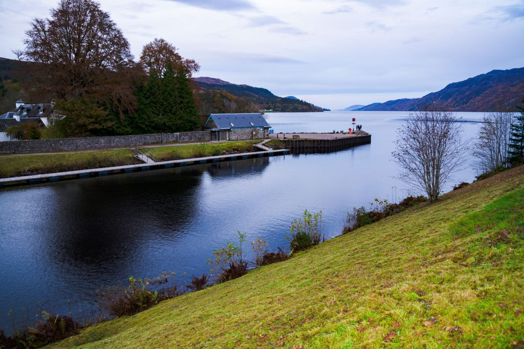 Information on Loch Ness Scotland's World Famous Lake and Nessie